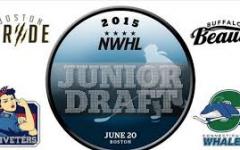NWHL : A league of their own