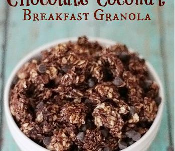 Quick and Healthy School Breakfast