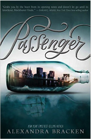 Passenger is a novel about a violin prodigy named Etta Spencer who gets thrust into the world of time travel. Etta, with help from a man named Nicholas Carter, needs to piece together clues in order to keep a stolen object out of the enemies grasp. Will they be able to do it? This book was released on January 5th, 2016