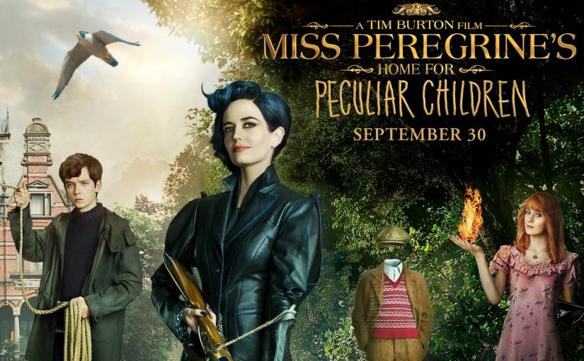 Miss Peregrine's Home for Peculiar Children (based on the best-selling novel) was release September 30th