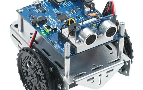 Attention engineering enthusiasts & robot fanatics!