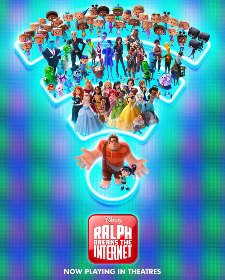 Disney's Wreck it Ralph sequel is in theaters now