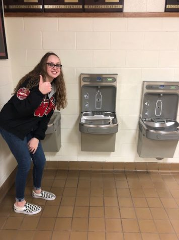 The best drinking fountain is…