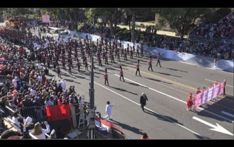 Lincoln-Way at the Tournament of Roses Parade