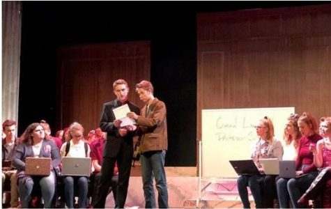 LWC's Legally Blonde