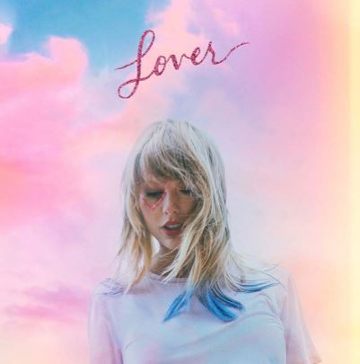 """Lover"" album cover"