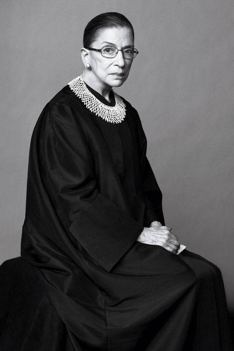 Who was Justice Ruth Bader Ginsburg?