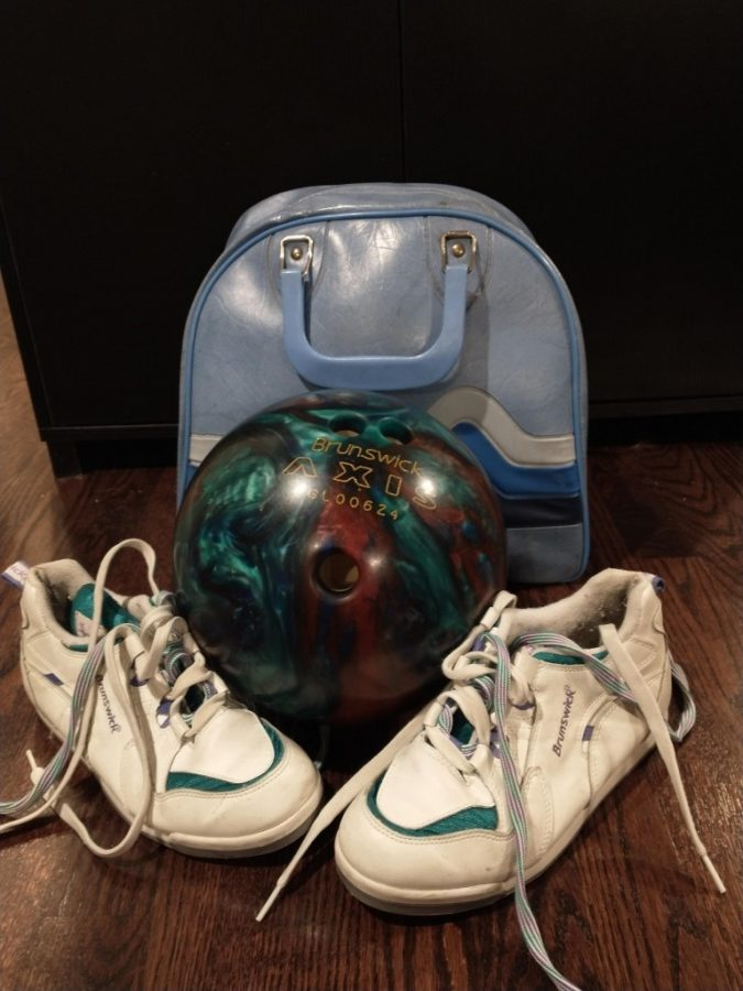 Sports equipment goes unused as IHSA attempts discussions to bring back sports.